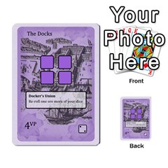 Cityofguildsdicegame By Mojo   Multi Purpose Cards (rectangle)   98hhbp75lp2f   Www Artscow Com Front 5
