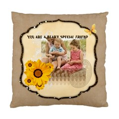 Friendship By Joely   Standard Cushion Case (two Sides)   Tj58902s2yef   Www Artscow Com Back