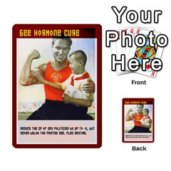 Kremlinintrigue02 By Mojo   Multi Purpose Cards (rectangle)   C930rp11rygr   Www Artscow Com Front 1