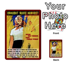 Kremlinintrigue02 By Mojo   Multi Purpose Cards (rectangle)   C930rp11rygr   Www Artscow Com Front 9