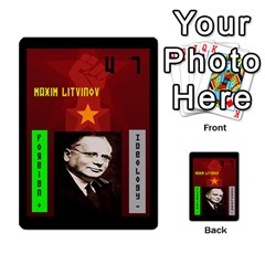 Kremlinintrigue02 By Mojo   Multi Purpose Cards (rectangle)   C930rp11rygr   Www Artscow Com Front 25
