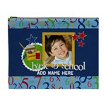 Cosmetic Bag (XL) - Back to School14