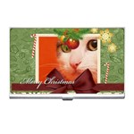 xmas - Business Card Holder