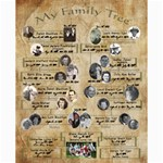8 x 10 Family Tree final 1. kids 2. me - Collage 8  x 10
