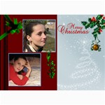 Christmas 2011 5x7 Photo Cards (x10) #1 - 5  x 7  Photo Cards