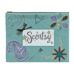 scentsy1 - Cosmetic Bag (XL)