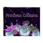 princess cousins - Cosmetic Bag (XL)