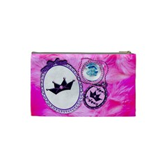 Girls Bag By Sara Irvine   Cosmetic Bag (small)   Gxuuu15n9wym   Www Artscow Com Back