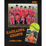 8x10 Sports Memory Mate - Collage 8  x 10