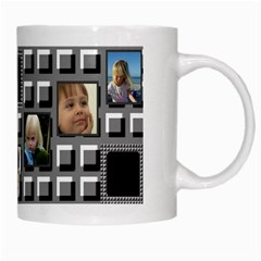 7th Frame Artistic Mug By Deborah   White Mug   G0pt4b8nfmto   Www Artscow Com Right