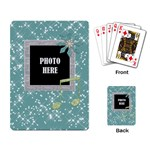 Holiday Melodies Playing Cards 1 - Playing Cards Single Design