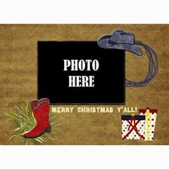 Lone Star Holidays Card 2 By Lisa Minor   5  X 7  Photo Cards   Eobzd01fpomj   Www Artscow Com 7 x5 Photo Card - 7
