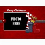 Lone Star Holidays Card 3 - 5  x 7  Photo Cards
