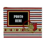 Lone Star Holiday XL Cosmetic Bag 1 - Cosmetic Bag (XL)