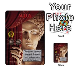 Cartes Jeux Divers By Ndeclochez   Multi Purpose Cards (rectangle)   O0pivvb66mmx   Www Artscow Com Front 19