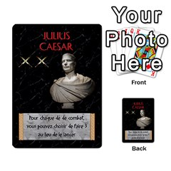 Cartes Jeux Divers By Ndeclochez   Multi Purpose Cards (rectangle)   O0pivvb66mmx   Www Artscow Com Front 22