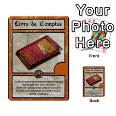 Cartes Jeux Divers By Ndeclochez   Multi Purpose Cards (rectangle)   O0pivvb66mmx   Www Artscow Com Front 35