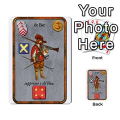 Cartes Jeux Divers By Ndeclochez   Multi Purpose Cards (rectangle)   O0pivvb66mmx   Www Artscow Com Front 49