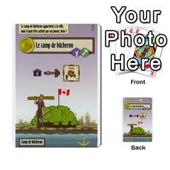 Jeux Divers 2 By Ndeclochez   Multi Purpose Cards (rectangle)   Ntd9zb3snlhz   Www Artscow Com Front 51