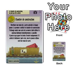 Jeux Divers 2 By Ndeclochez   Multi Purpose Cards (rectangle)   Ntd9zb3snlhz   Www Artscow Com Front 52