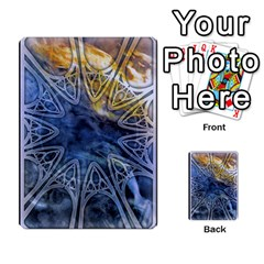 Jeux Divers 2 By Ndeclochez   Multi Purpose Cards (rectangle)   Ntd9zb3snlhz   Www Artscow Com Back 8