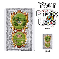 Jeux Divers 2 By Ndeclochez   Multi Purpose Cards (rectangle)   Ntd9zb3snlhz   Www Artscow Com Front 17