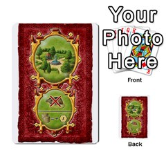 Jeux Divers 2 By Ndeclochez   Multi Purpose Cards (rectangle)   Ntd9zb3snlhz   Www Artscow Com Front 24