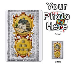 Jeux Divers 2 By Ndeclochez   Multi Purpose Cards (rectangle)   Ntd9zb3snlhz   Www Artscow Com Front 25