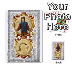 Jeux Divers 2 By Ndeclochez   Multi Purpose Cards (rectangle)   Ntd9zb3snlhz   Www Artscow Com Front 27