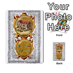 Jeux Divers 2 By Ndeclochez   Multi Purpose Cards (rectangle)   Ntd9zb3snlhz   Www Artscow Com Front 30