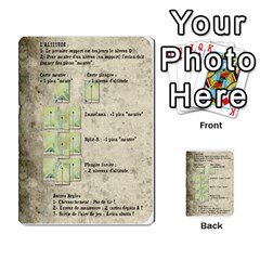 Jeux Divers 2 By Ndeclochez   Multi Purpose Cards (rectangle)   Ntd9zb3snlhz   Www Artscow Com Back 42