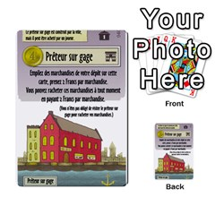 Jeux Divers 2 By Ndeclochez   Multi Purpose Cards (rectangle)   Ntd9zb3snlhz   Www Artscow Com Front 49