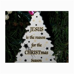 Jesus Is The Reason Glasses Cleaning Cloth by tammystotesandtreasures