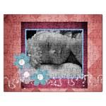 Baby Puzzle - Jigsaw Puzzle (Rectangular)