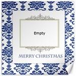 merry christmas - Canvas 16  x 16