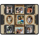 Friends Medium Fleece Blanket - Fleece Blanket (Medium)