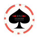 Standard Valuation - Poker Chip Card Guard