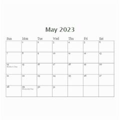Mini Calendar: Love Of Family By Jennyl   Wall Calendar 8 5  X 6    Iv6f5msltgyk   Www Artscow Com May 2016