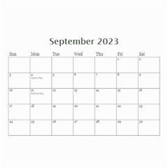 Mini Calendar: Love Of Family By Jennyl   Wall Calendar 8 5  X 6    Iv6f5msltgyk   Www Artscow Com Sep 2016