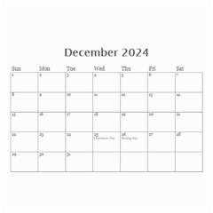 Black And Gold (any Year) 2018 Calendar 8 5x6 By Deborah   Wall Calendar 8 5  X 6    2rj8woqmsbrs   Www Artscow Com Dec 2018