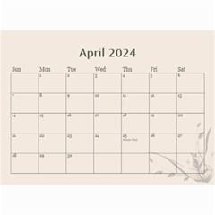 Cream Classic 2017 (any Year) Calendar 8 5x6 By Deborah   Wall Calendar 8 5  X 6    2fyzfcnroj84   Www Artscow Com Apr 2017