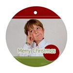 xmas gift  - Ornament (Round)