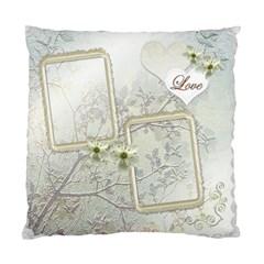 Wedding Love Double Sided Cusion Case By Ellan   Standard Cushion Case (two Sides)   Scibx95phnsl   Www Artscow Com Back