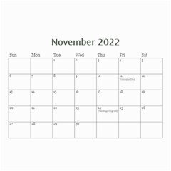 Showcase 2016 (any Year) Calendar 8 5x6 By Deborah   Wall Calendar 8 5  X 6    C1w82s112vma   Www Artscow Com Nov 2016