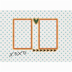 Mini Calendar 2015: Cool Dude By Jennyl   Wall Calendar 8 5  X 6    3jcldmudck6o   Www Artscow Com Month