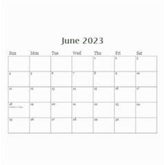 Mini Calendar: Lavander Dreams By Jennyl   Wall Calendar 8 5  X 6    R5psn8j29cih   Www Artscow Com Jun 2016
