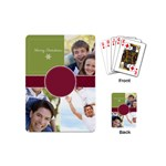 christmas - Playing Cards (Mini)