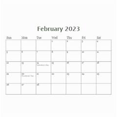 2015 Love   8 5x6 Wall Calendar By Angel   Wall Calendar 8 5  X 6    Mhiz65v0oz5p   Www Artscow Com Feb 2015