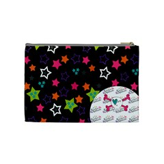 Rockin  Star Medium Bag By Lana Laflen   Cosmetic Bag (medium)   4ssslgz5qw70   Www Artscow Com Back