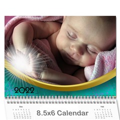 2017 Mini Calendar With Class And Large Numbers By Deborah   Wall Calendar 8 5  X 6    Ur97q45pj0ko   Www Artscow Com Cover
